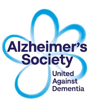 Alzheimer's Society United Against Dementia Logo